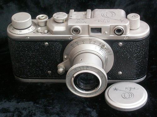 Zorki Yura. Mystery Camera.