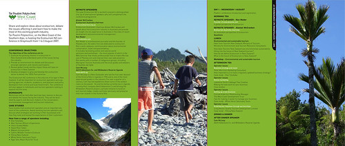 New Zealand Ecotourism Brochure 2007