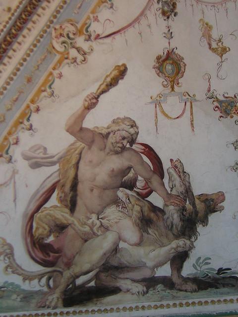 Hercules vs. Cerberus | Flickr - Photo Sharing!