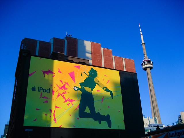 Toronto - iPod City