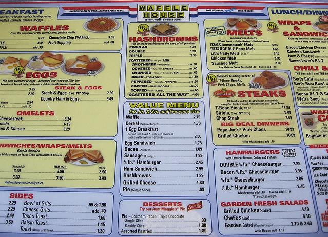waffle house menu | Explore @tdavidson's photos on Flickr ... | 500 x 361 jpeg 185kB