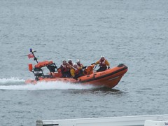 Southend Airshow 2007: RNLI Hovercraft