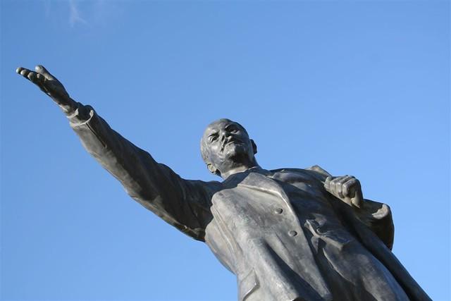 Lenin, Statue Park, Budapest