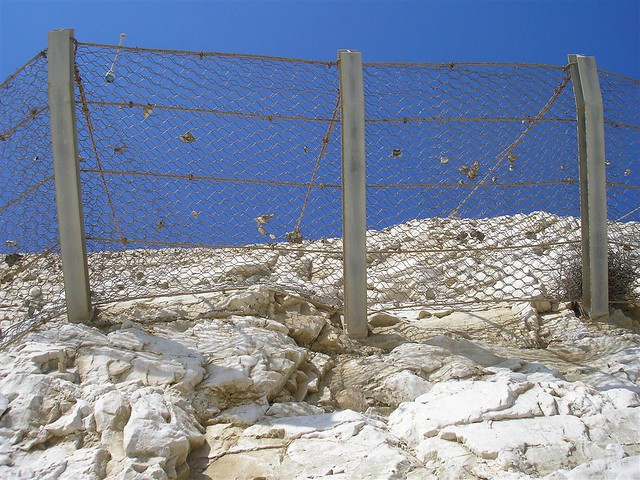 Avalanche fence (1) | ...