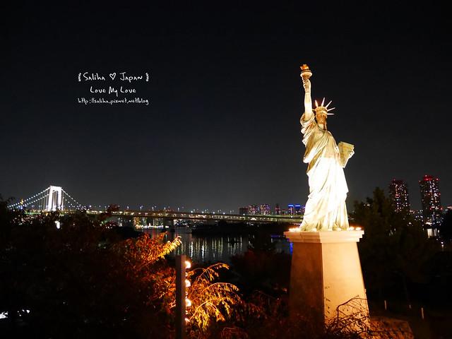 台場一日遊台場海濱公園夜景百貨公司必看 (42)
