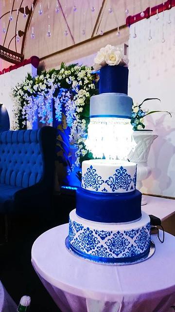 Wedding Cake by Jamie Lou Mendoza