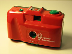 Kentucky Fried Chicken® camera by SqueakyMarmot