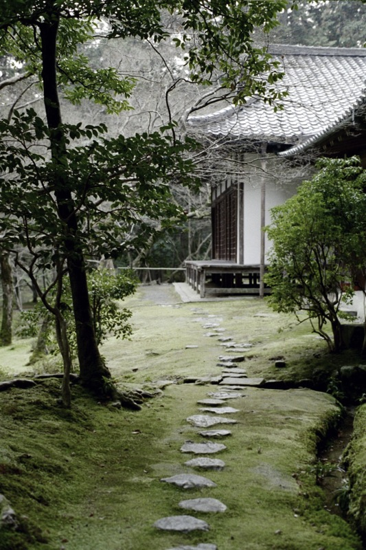 Moss Temple