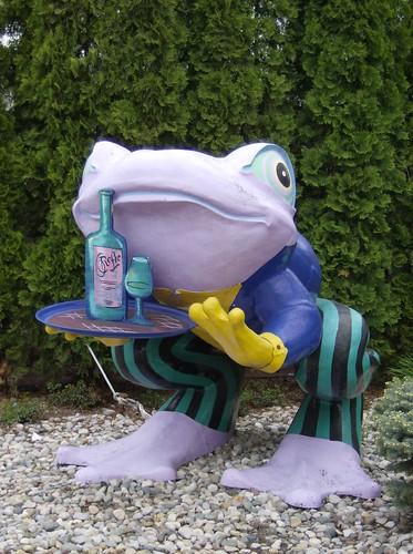 NavyBistros Toledo Frog