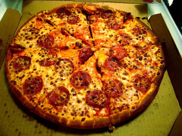 Domino U0026 39 S Deep Dish Pizza