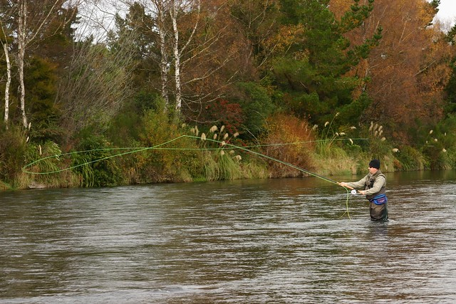 Fly fishing behind the creel flickr photo sharing for Fly fishing creel