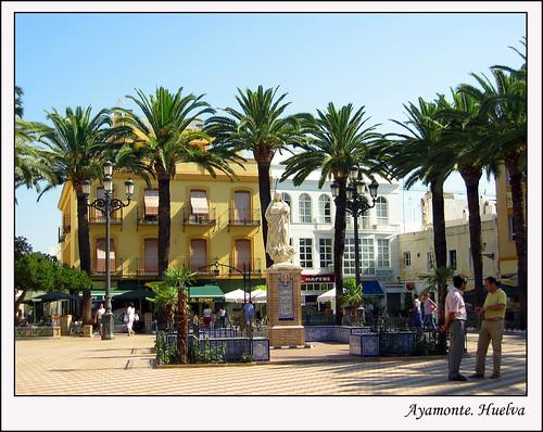 SSW. Ayamonte. Huelva