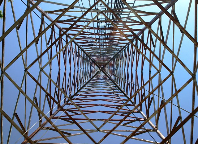 TV Tower -- Straight Up