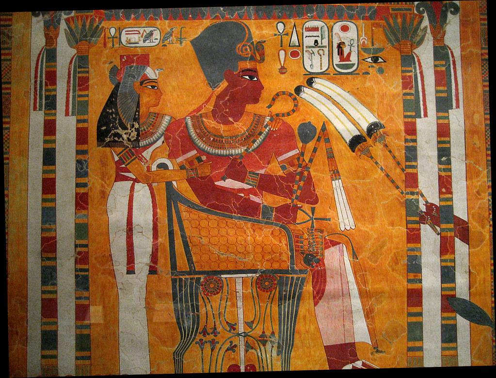 historyembalmedorg  King Tut and Egyptian History