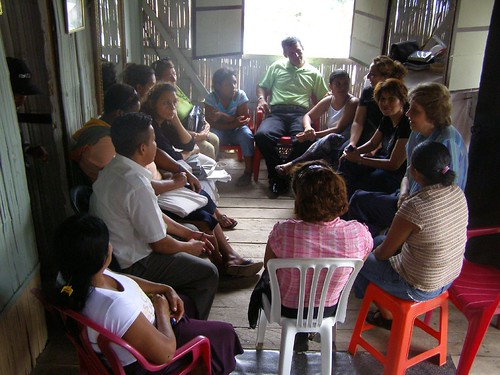 The m blog how house churches get started in guayaquil for How to get started building a home