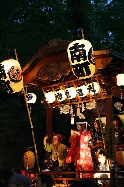 府中くらやみ祭り・Fuchu Kurayami Festival