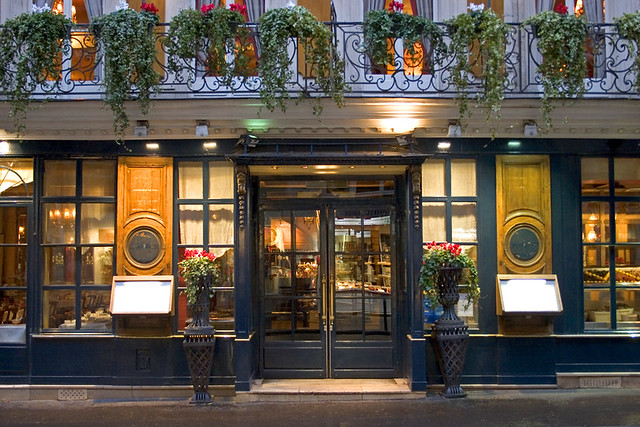 Cafe Latin Quarter Paris