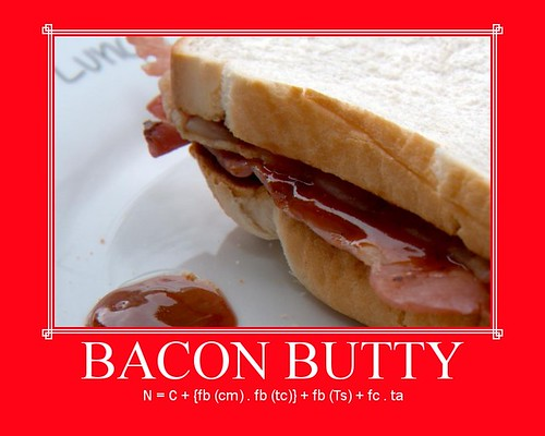 Bacon Butty by didbygraham