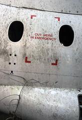 Dornier 328 (D-CIRC) - Cut Here in Emergancy