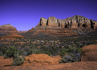 twin buttes