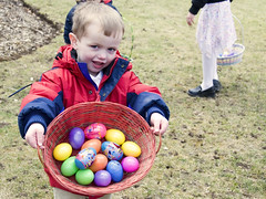 The Great Sherwood Circle Easter Egg Hunt