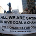 Billionaires For Coal Step It Up in San Francisco