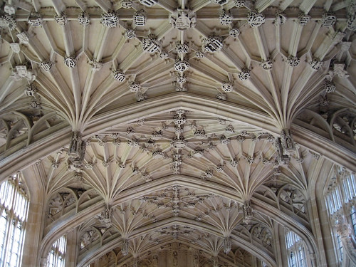 Late gothic masterpiece in oxford the divinity school