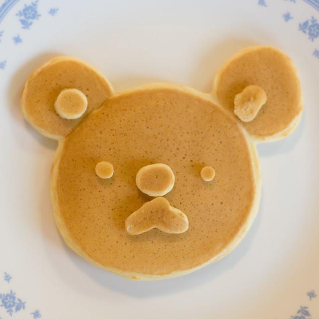 Dai Haruki Pancake Factory: Koala