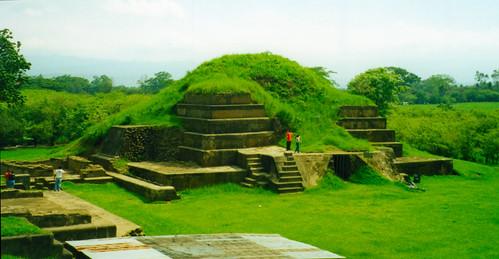 Sitio arqueológico de San Adres, El Salvador