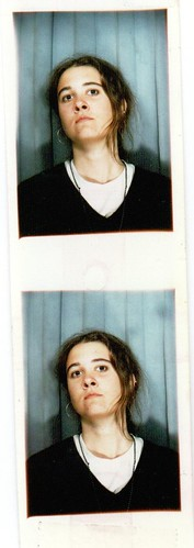 old fotobooth photo- summer 1992
