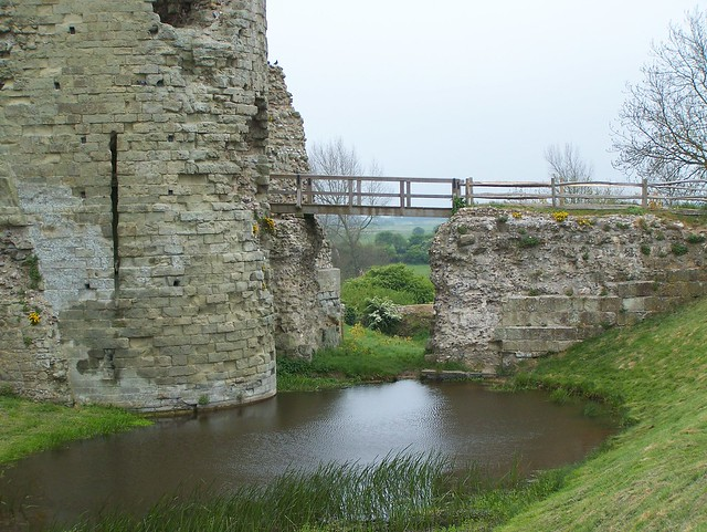Pevensey Castle (Two)
