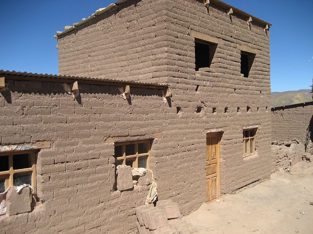 how to make mud bricks for houses
