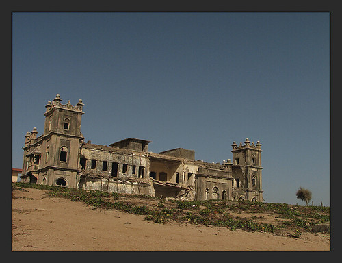 Chorwad Palace