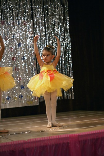 the Ballet Recital