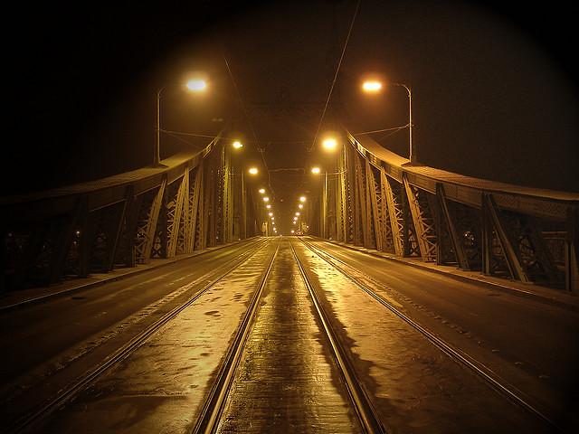 Budapest, The Liberty Bridge (Szabadság híd)
