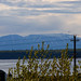 Sleeping Lady: Mt. Susitna, and Cook Inlet, Alaska