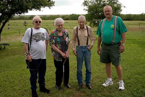 travel family raw texas