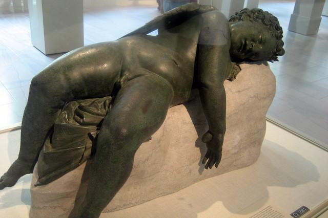 bronze statue of eros sleeping essay Soylent green essay - art buy best quality custom written soylent green essay live 24/7 chat ← formal analysis of bronze statue of eros sleeping.