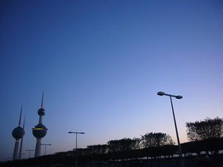 KUWAIT TOWERS [DAWN]