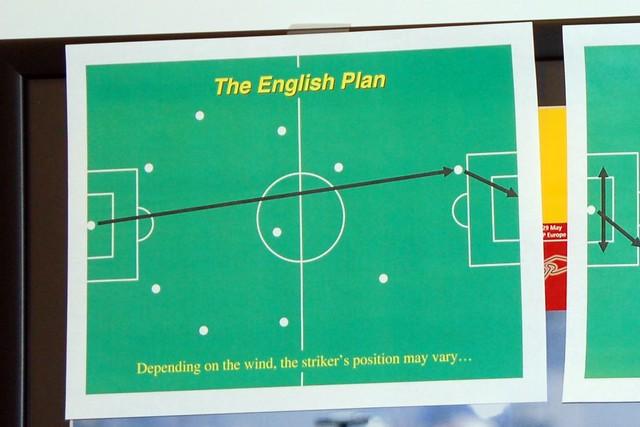 The English Plan