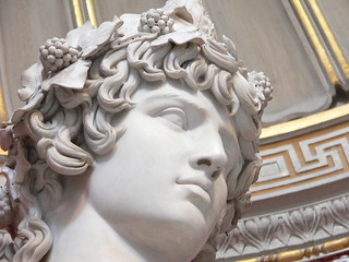 Antinous as Bacchus | by MrJennings
