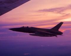 F105 under wing 8x10