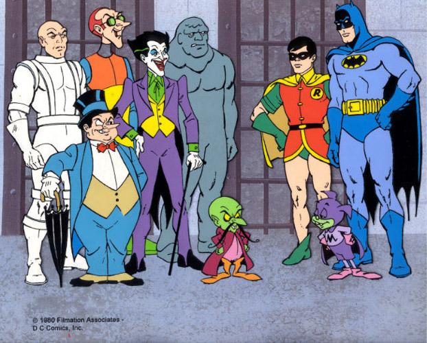 Batman 1968 animated series | Flickr - Photo Sharing!