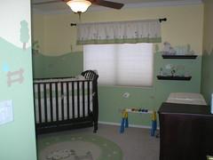 furniture, room, property, bed, interior design, nursery, bedroom,