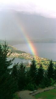 Queenstown Rainbow 1 - The Pot of Gold!