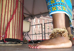 Kumaasi African Ensemble Drum Foot