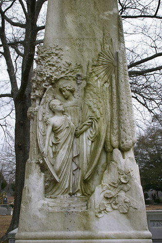 Cemetery Monument, Jasper AL