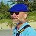 Age 56: Portrait in Blue by joeldinda
