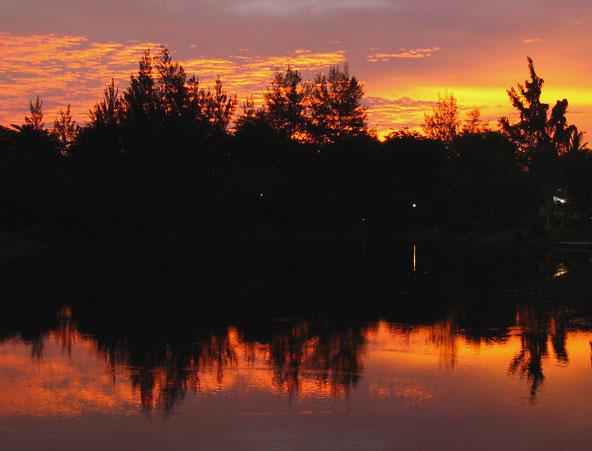 Sarawak Sunset