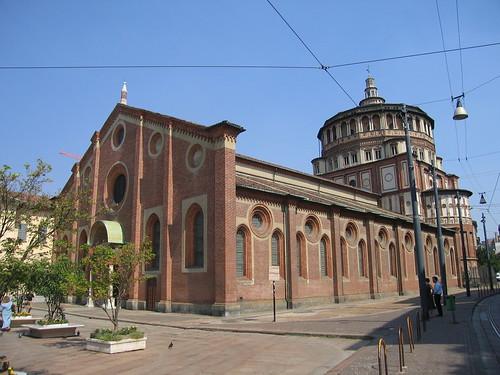 Milan: Santa Maria delle Grazie